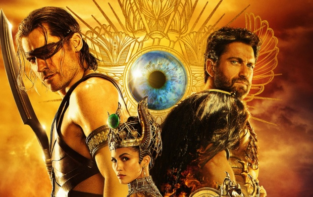 Gods Of Egypt All Cast (click to view)