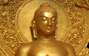 Golden Lord Buddha