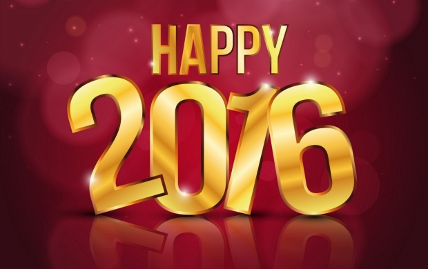 Golden New Year 2016 (click to view)