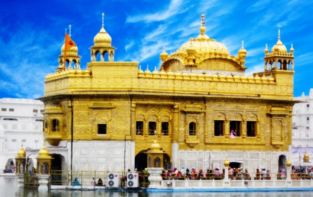 Golden Temple (click to view)