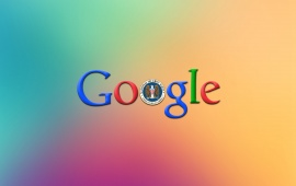 Google Colorful Background