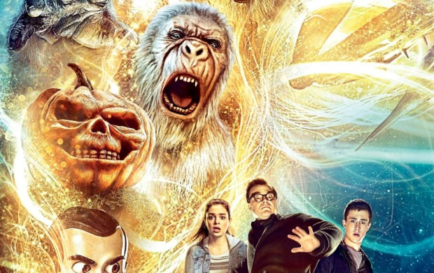 Goosebumps Hollywood Movie (click to view)