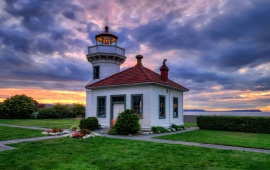 Gorgeous Lighthouse