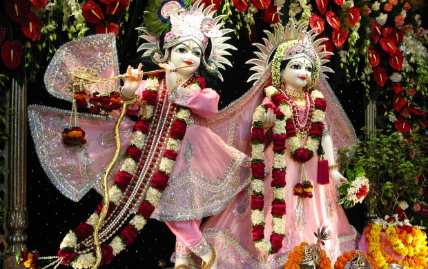 Gorgeous Lord Radha Krishna wallpapers