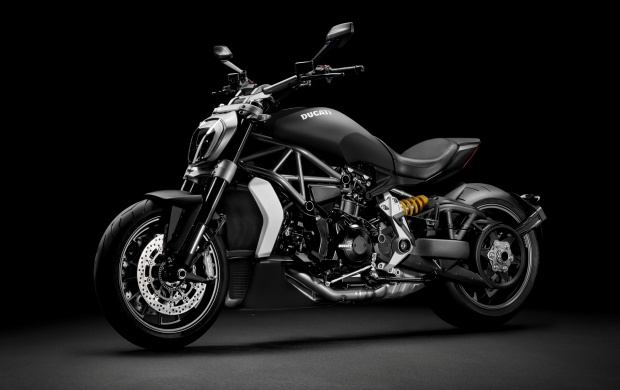 Gorgeous New Ducati Xdiavel Unveiled (click to view)