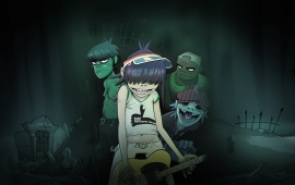 Gorillaz Blonde The Musical