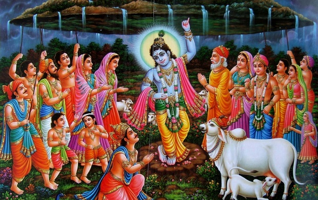 Govardhan Puja (click to view)