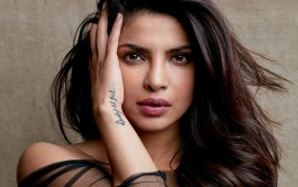 GQ In Priyanka Chopra