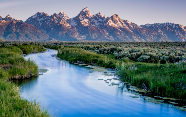 Grand Teton National Park (click to view)