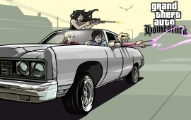 Grand Theft Auto Homestuck