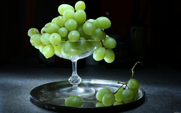Grapes In Glass (click to view)