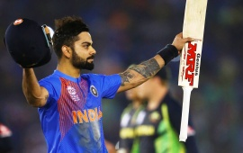 Greatest Of Batsman Virat Kohli