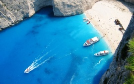 Greece Famous Beaches