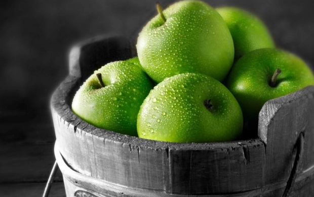 Green Apple Fruit (click to view)