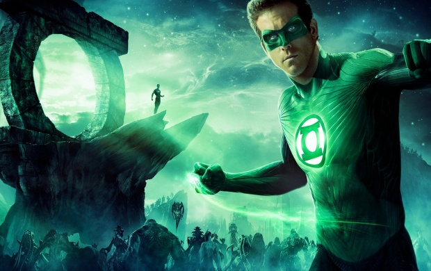 Green Lantern 2011 (click to view)
