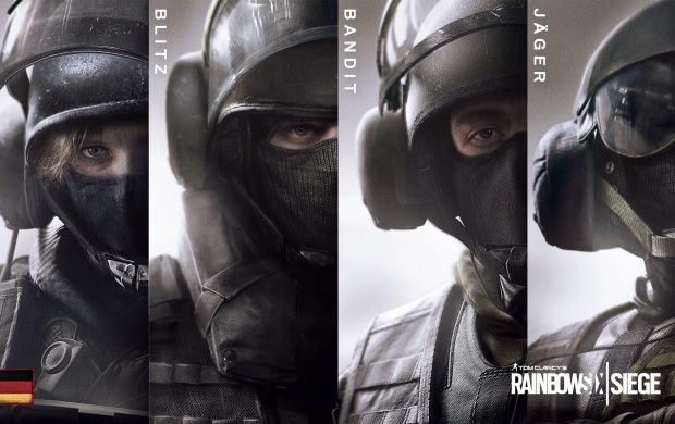GSG9 Tom Clancy's Rainbow Six Siege (click to view)