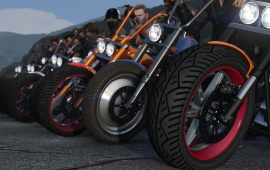 GTA BIKERS DLC