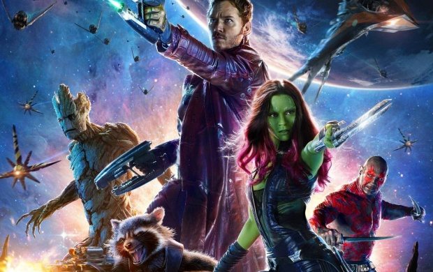 Guardians Of The Galaxy (click to view)