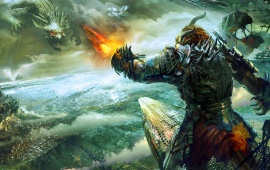 Guild Wars 2: Heart Of Thorns 2015