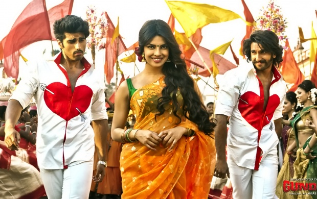 Gunday 2013 Movies Stills (click to view)