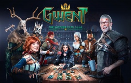 Gwent The Witcher Card Game 2016