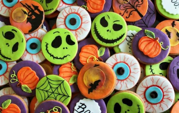 Halloween Cookies (click to view)