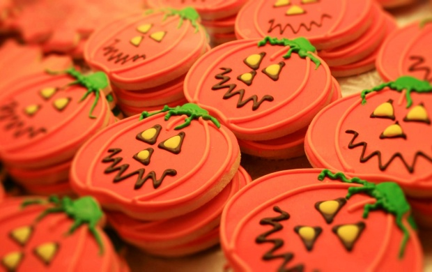 Halloween Cookies (click to view)