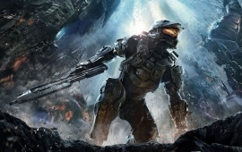 Halo 4 Warrior