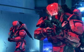 Halo 5: Guardians Beta 2015