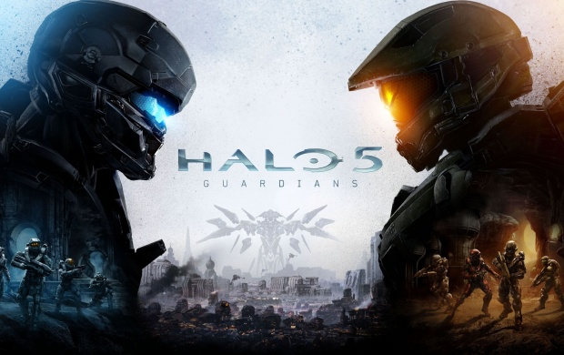 Halo 5: Guardians Poster (click to view)