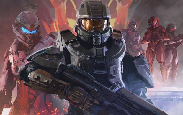 Halo 5 Guardians HD Art (click to view)