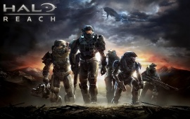 Halo Reach - Keyart Horizontal