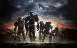 Halo Reach Warriors