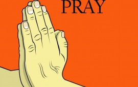 Hands On Prayer