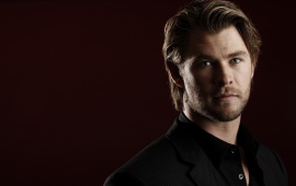 Handsome Chris Hemsworth