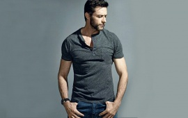 Handsome Hugh Jackman