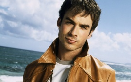 Handsome Ian Somerhalder