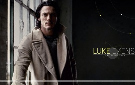 Handsome Luke Evans