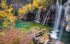 Hanging Lake Glenwood Springs