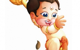 Hanuman Cartoon