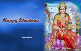Happy Dhanteras Festival
