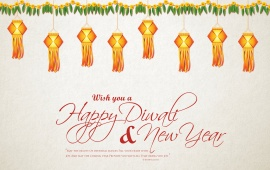 Happy Diwali and New Year