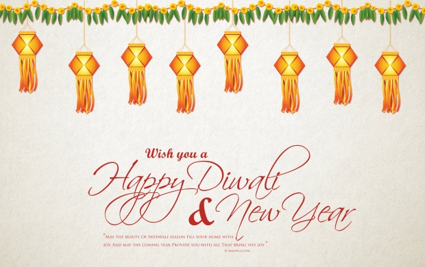 Happy Diwali and New Year (click to view)