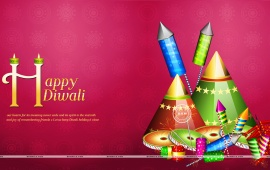 Happy Diwali Crackers