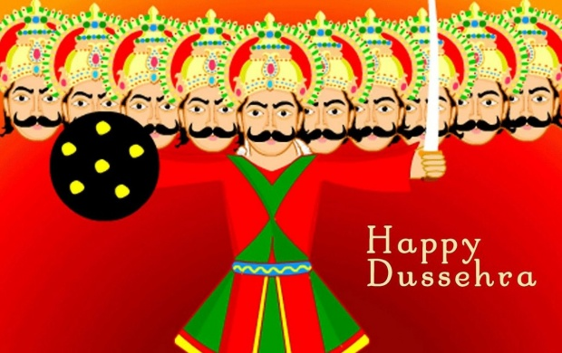 Happy Dussehra (click to view)