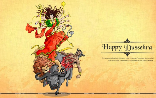 Happy Dussehra 2014 (click to view)