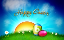 Happy Easter Wishing