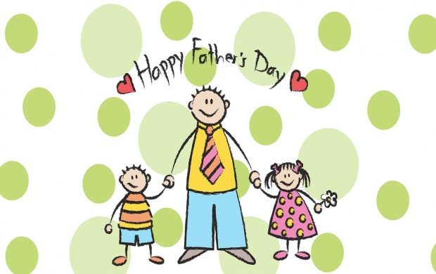 Happy Father'S Day Art (click to view)