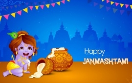 Happy Janmashtami 2016