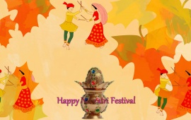 Happy Navratri To All